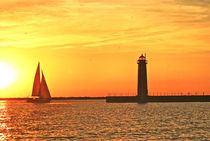 Muskegon Sunset
