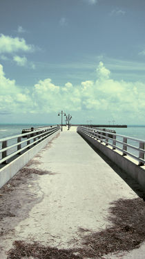Florida - Keywest Pier by Brandon Herring