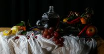 Flemish still-life by Not Typical Individ - Artist