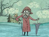 OLD MAN RAIN by Daniel Fernández