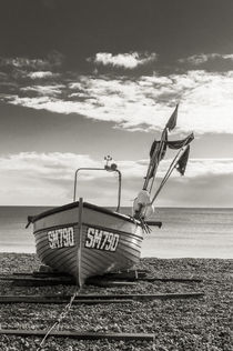Fishing Boat England by Gerry Walden