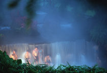 Costa rica hot falls by martino motti