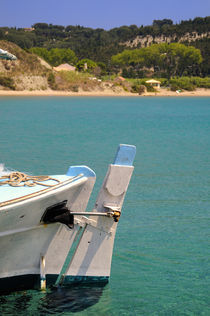 Kerkennah boat by martino motti