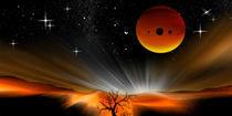 Exosystem delta cancer nova terra 2098. by Bernd Vagt