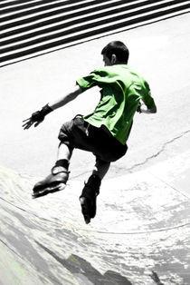 Roller skates by Deyan Sedlarski