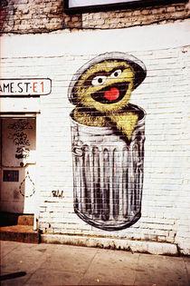 Sesame Street by Giorgio Giussani