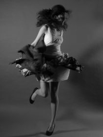 Dance V by Tamás Varga