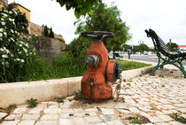 Fire hydrant by vlad