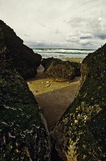 Normandy beach 17 by Razvan Anghelescu