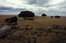 Normandy beach 15 by Razvan Anghelescu