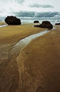 Normandy beach 11 by Razvan Anghelescu
