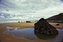 Normandy beach 10 by Razvan Anghelescu