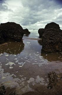 Normandy beach 5 by Razvan Anghelescu