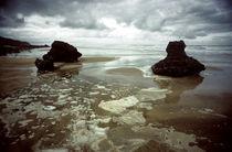 Normandy beach 4 by Razvan Anghelescu