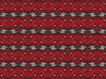 Devil Tessellation by elusiveillusion
