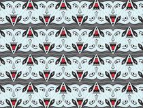 Vampire Tessellation von elusiveillusion