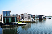 Amsterdam- Water Houses by Gautam Tingre