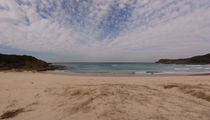 Frazer Beach by Mark Lucock