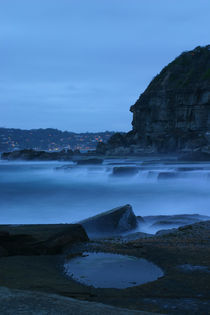 Terrigal Seascape by Mark Lucock