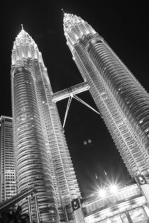 Petronas Twin Towers by Mark Lucock