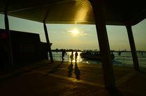 Venice sunset by Gautam Tingre