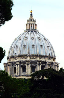 Rome-st-peters-basilica-dome