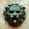 Venice-antique-lion-door-bell