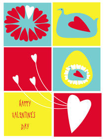 happy valentine's day by thomasdesign