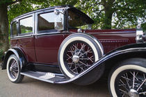 1930 Ford A Classic Car by Danita Delimont