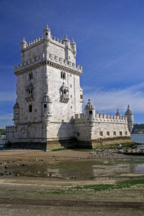 A UNESCO World Heritage Site in the Belem district of Lisbon by Danita Delimont