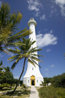 Amedee Islet Lighthouse built in France and assembled here in 1865 von Danita Delimont