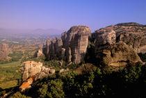 Monastaries of Meteora by Danita Delimont