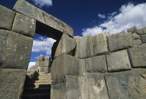 Good example of Inca stonework by Danita Delimont