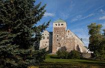 A 12th-Century stone landmark von Danita Delimont