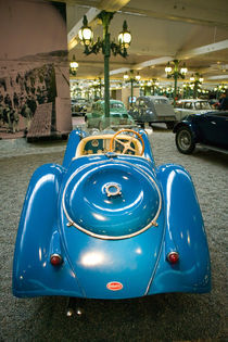 Mulhouse: Musee National de l'Automobile: Collection SchlumpfDisplay of Bugatti Racing Cars von Danita Delimont
