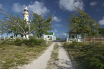 Northeast Point: Grand Turk Lighthouse by Danita Delimont