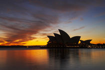 Sydney Opera House at Dawn von Danita Delimont