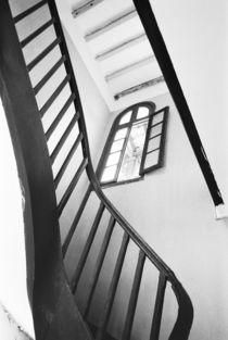 Ho Chi Minh Museum House Interior Stairs von Danita Delimont