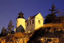 Bass Harbor Lighthouse von Danita Delimont