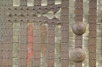 Castle Gate Detail von Danita Delimont