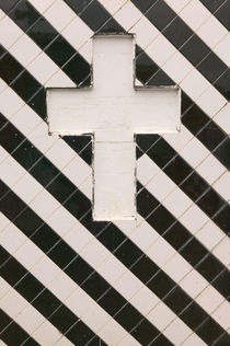 MORNE A L'EAU: Elaborate Cemetery by Danita Delimont