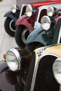 BMW-Fraser-Nash Cars from the 1930s by Danita Delimont