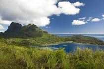 Otemanu in Bora Bora by Danita Delimont