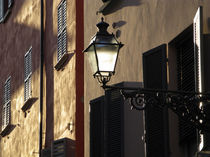 Street lights by Danita Delimont
