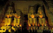 Great Temple of Ramessess II von Danita Delimont