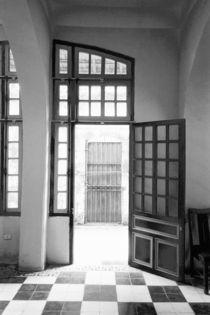 Inside Hanoi Hilton Prison von Danita Delimont