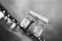 Spinning Arc de Triomphe by Danita Delimont