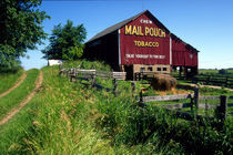 Mail Pouch Barn by Danita Delimont