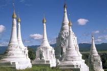 Pagodas by Danita Delimont