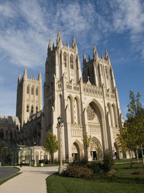 Work on the Washington National Cathedral began in 1907 and ended in 1990 with the completion of the west towers by Danita Delimont